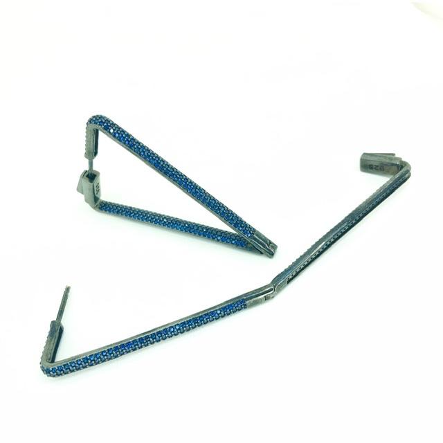 brandon-david-brown-geometric-hoop-earrings